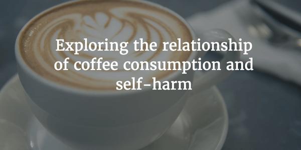 can caffeine reduce suicide risk