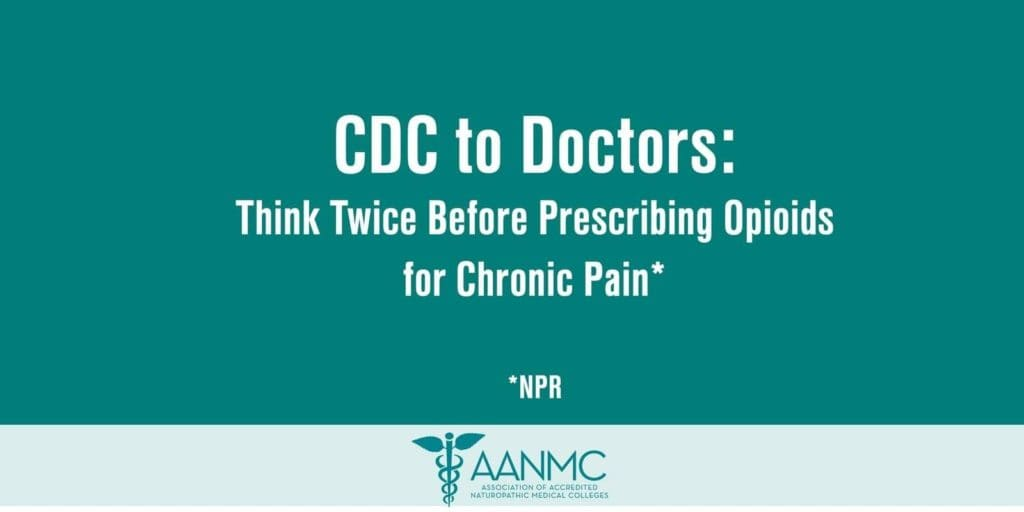 CDC to Doctors- mindfulness