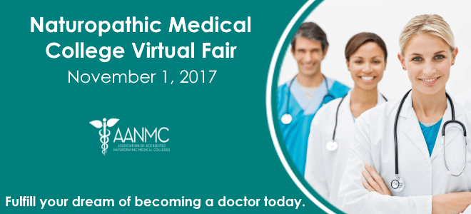 2017 Naturopathic Medical College Virtual Fair