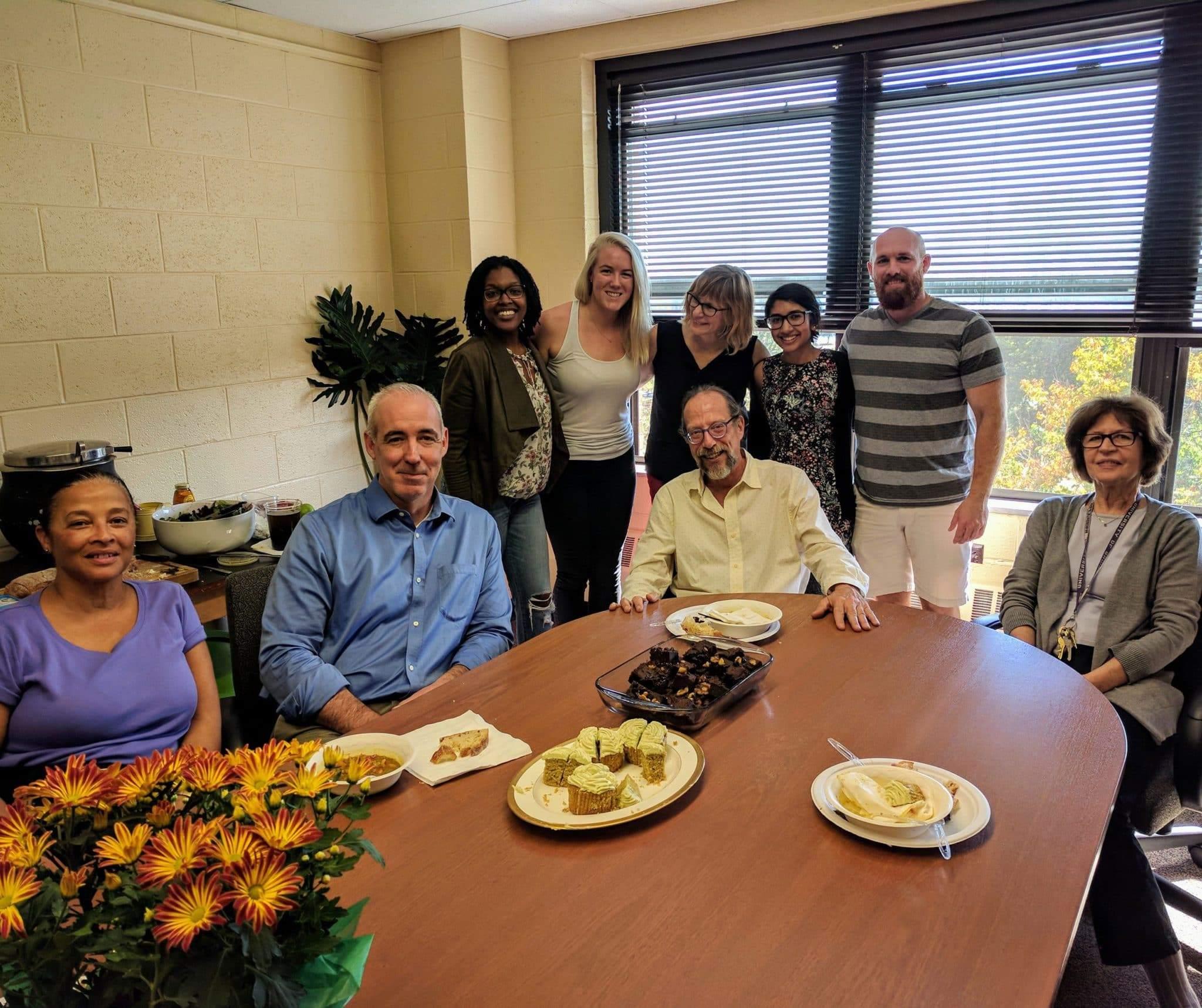 Faculty Appreciation Lunch