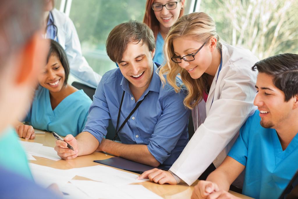 MDs and NDs work together - integrative medicine