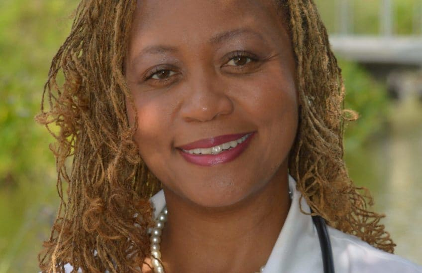 Successful career in naturopathic medicine - Dr. Taiwanna Houston