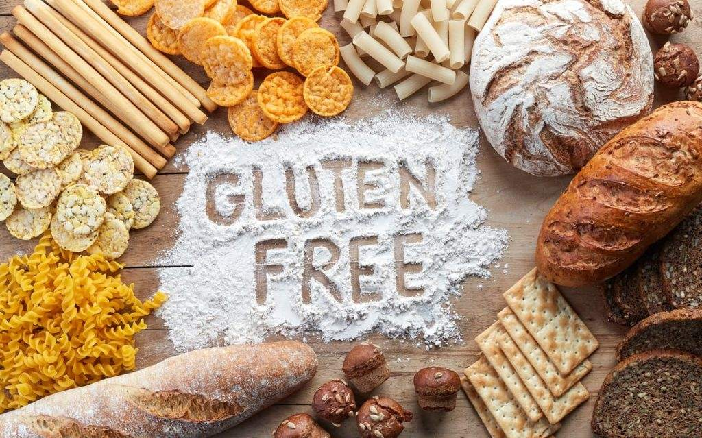 gluten free bread and crackers